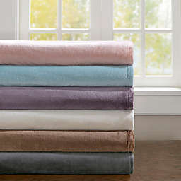 Comfort Classics® MicroLight Blanket in Ivory