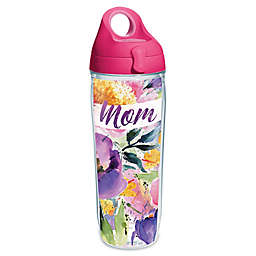 """Tervis® """"Mom"""" Blooms 24 oz. Wrap Water Bottle with Lid"""