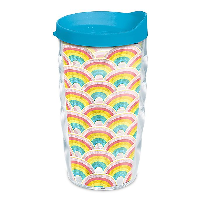 Alternate image 1 for Tervis® Rainbow Wrap 10 oz. Tumbler with Lid