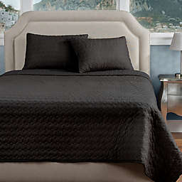 Rizzy Home Urban Twin XL Quilt in Black