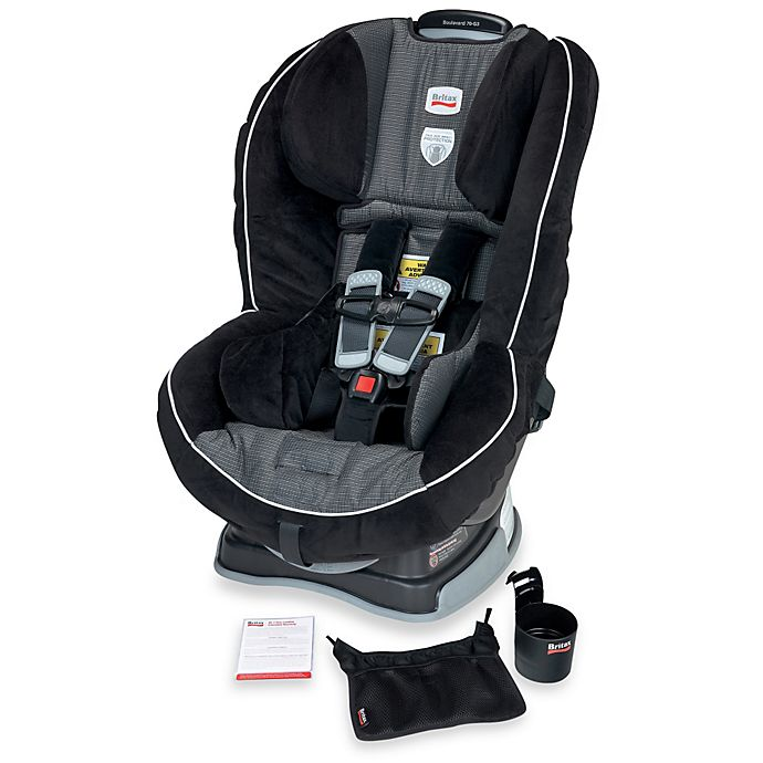 Alternate Image 1 For Britax Boulevard 70 G3 Xe Convertible Car Seat In Onyx