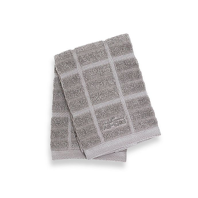 Alternate image 1 for All-Clad Solid Dish Cloths (Set of 2)