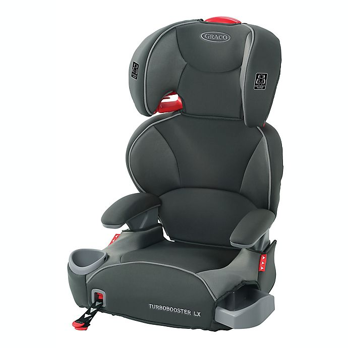 Alternate image 1 for Graco Turbobooster LX Highback Booster Seat with Latch System