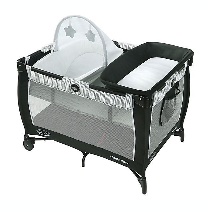 Alternate image 1 for Graco® Pack 'n Play® Care Suite™ Playard in Zagg™