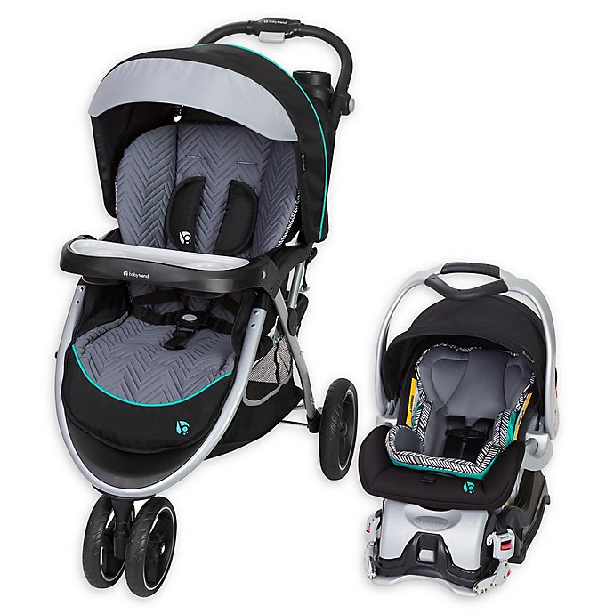 Alternate image 1 for Baby Trend® Skyview Plus Travel System