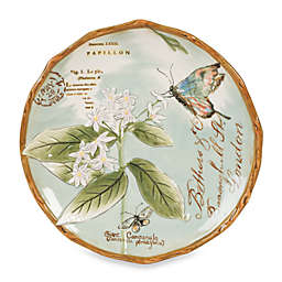 Fitz and Floyd® Toulouse 9-Inch Salad Plate in Green
