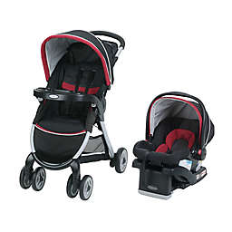 Graco® FastAction™ Fold Click Connect™ Travel System in Weave
