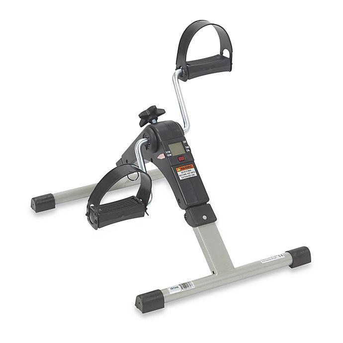 Alternate image 1 for Drive Medical Electronic Exercise Peddler