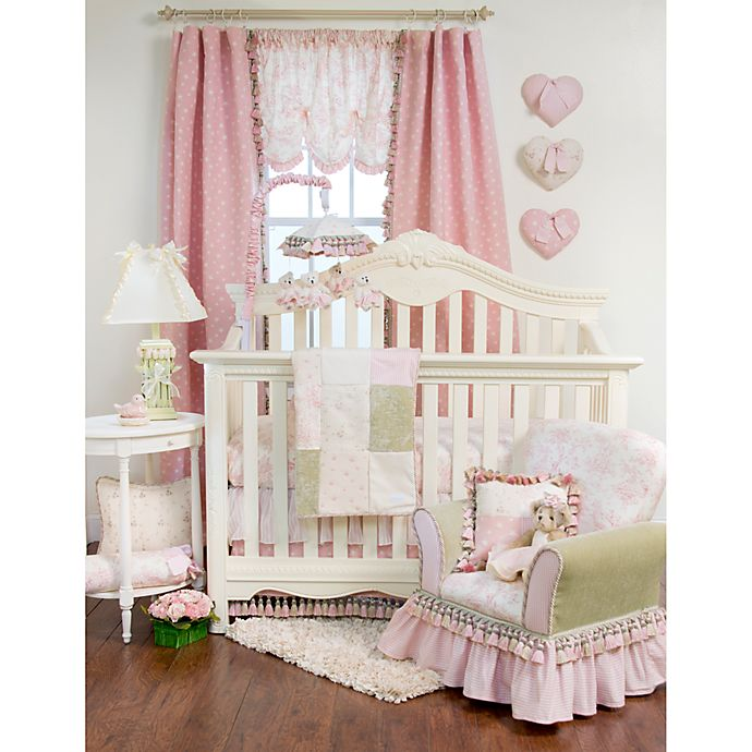 Alternate image 1 for Glenna Jean Isabella Crib Bedding Collection