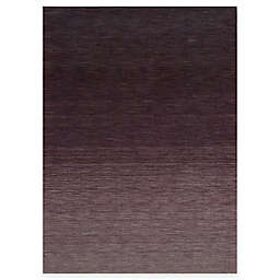 Kenneth Cole Reaction Home 7-Foot 6-Inch x 9-Foot6-Inch Area Rug in Gradient Berry
