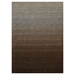 Kenneth Cole Reaction Home 7-Foot 6-Inch x 9-Foot 6-Inch Area Rug in Gradient Smoke