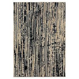 Birchtree Rug in Grey/Indigo