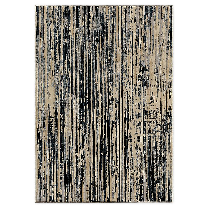 Alternate image 1 for Birchtree Rug in Grey/Indigo