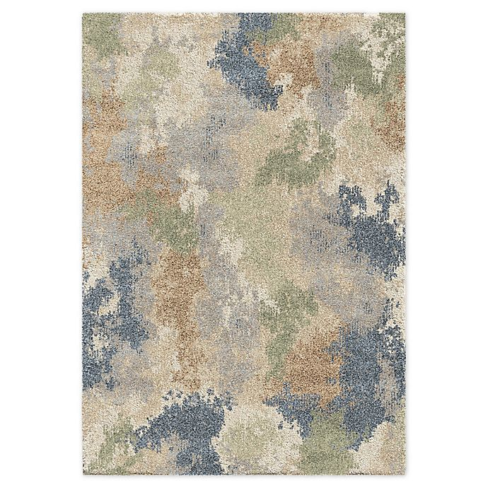 Alternate image 1 for Dreamy Simply Rug in Blue