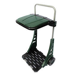 Bosmere All-Purpose Garden Cart in Green