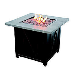Endless Summer Gas Fire Pit in Black