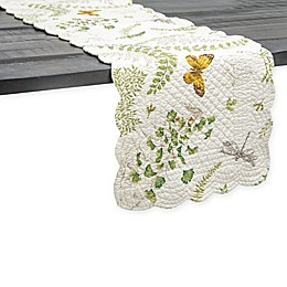 C&F Home Althea 51-Inch Table Runner in Green