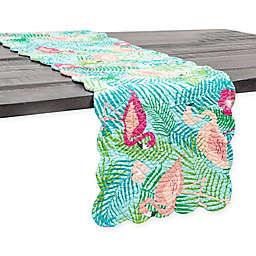 C & F Home Isla Tropics 51-Inch Table Runner in Green