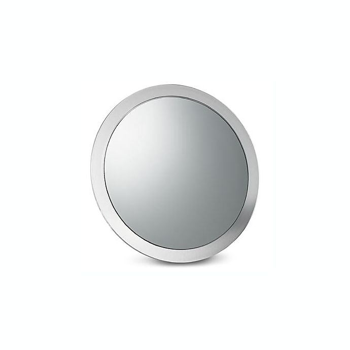 Alternate image 1 for 9-Inch 5X Magnification Suction Mirror
