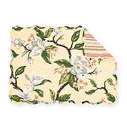 C&F Home Annika Placemats in Yellow (Set of 6)