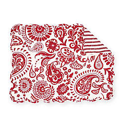 C&F Home Rory Placemats in Red (Set of 6)