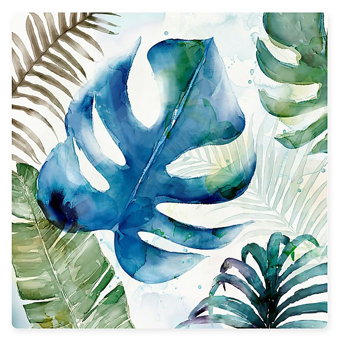 Alternate image 1 for Tropical Blues Placemat in Blue