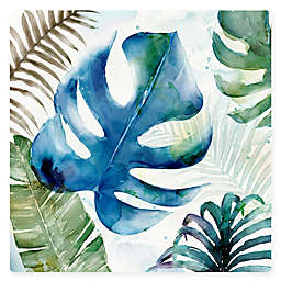 Tropical Blues Placemat in Blue