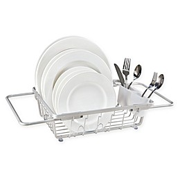 ORG Aluminum Expandable Over-the-Sink Dish Rack