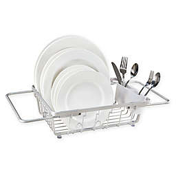 ORG® Aluminum Expandable Over-the-Sink Dish Rack