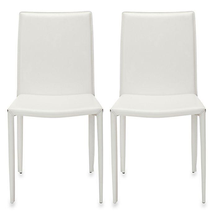 Safavieh Karna Dining Chair: Buy Safavieh Karna Dining Chair (Set Of 2) From Bed Bath