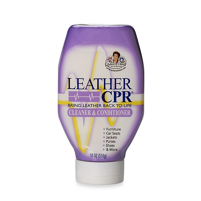 Alternate image 1 for Leather CPR® 18 oz. Cleaner & Conditioner