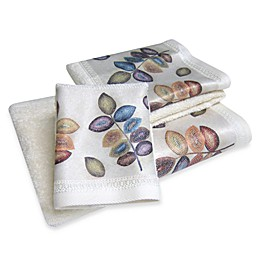 Croscill® Mosaic Leaves Bath Towel Collection