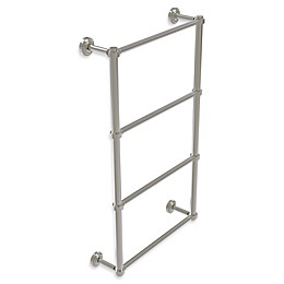 Allied Brass Dottingham Collection 4-Tier Ladder Towel Bar