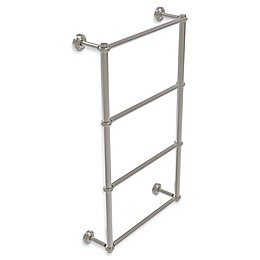 Allied Brass Dottingham Collection Ladder Towel Bar with Twisted Detail
