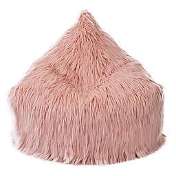 Mimish Himalaya Faux Fur Storage Lounger