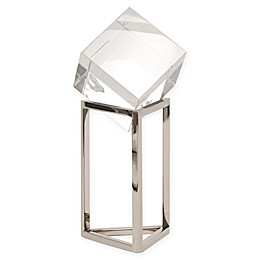 Steven Sabados S&C® Decorative Cube with Stand