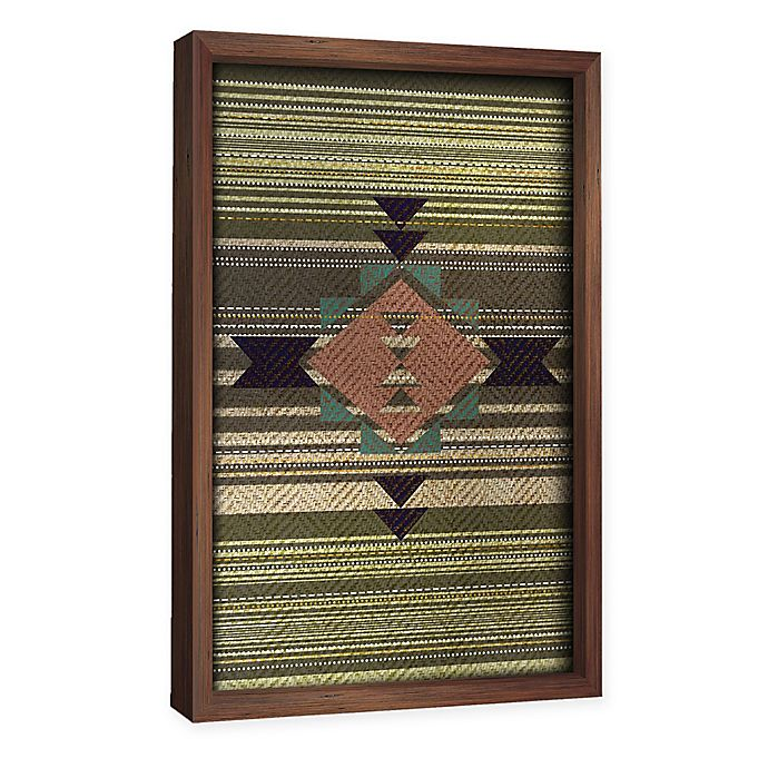 Alternate image 1 for PTM Images Navajo Pattern II 18.5-Inch x 26.5-Inch Framed Wall Art