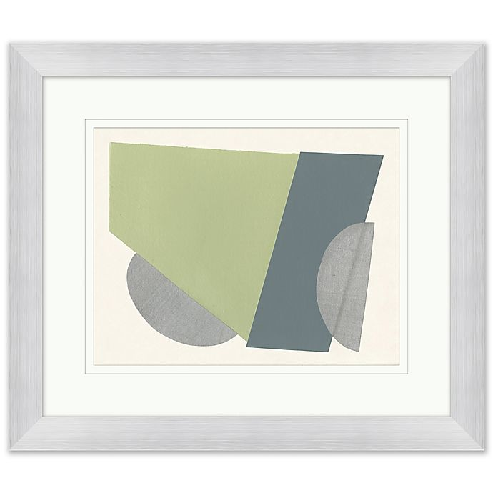 Alternate image 1 for Cutouts 2 27.5-Inch x 23.5-Inch Framed Wall Art