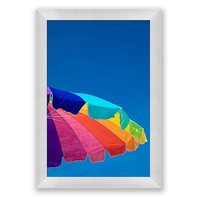 Alternate image 1 for Flapper 39.5-Inch x 27.5-Inch Framed Print Wall Art<br />