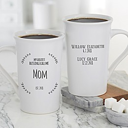 My Greatest Blessings Call Me Personalized Coffee Mug