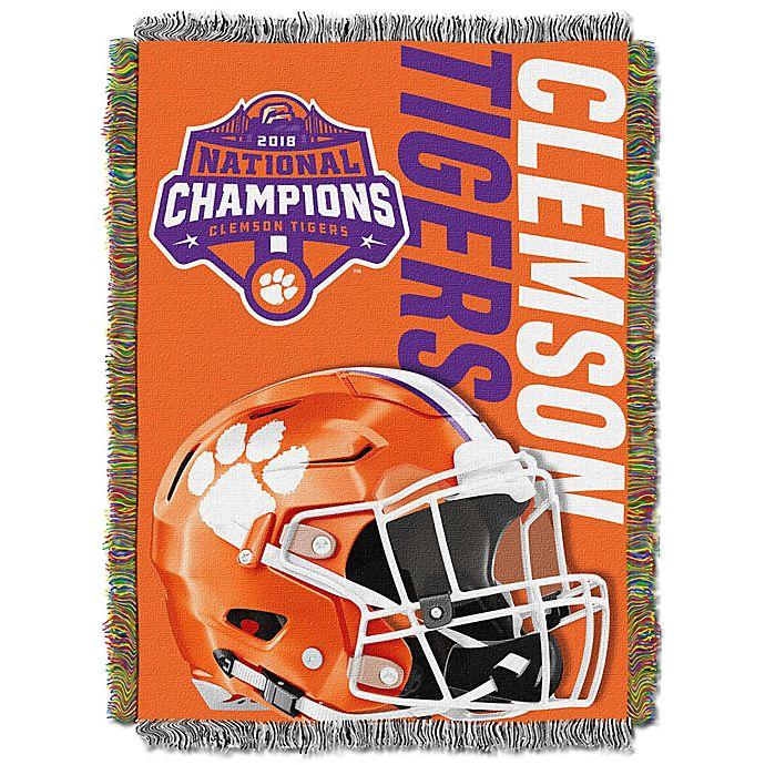 Clemson University 2019 Football National Champions