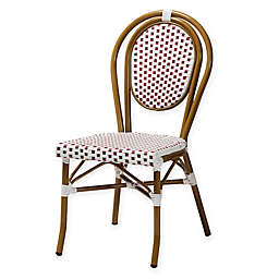 Baxton Studio Dayna All-Weather Chairs (Set of 2)