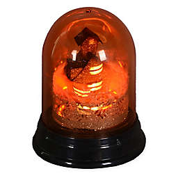 7-Inch Pre-Lit Halloween Haunted House Dome