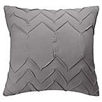 UGG® Evangeline European Pillow Sham in Seal Grey