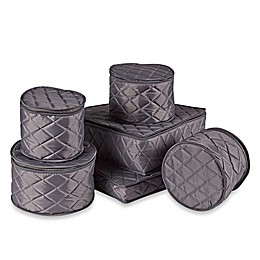 .ORG Quilted Dinnerware Storage