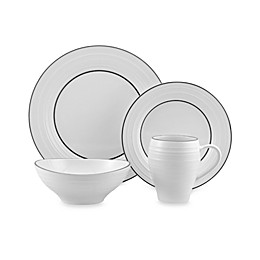 Mikasa® Swirl Banded Dinnerware Collection