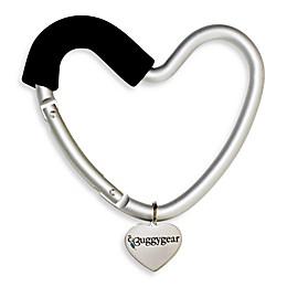 Buggygear™ Buggy Heart Stroller Hook in Black