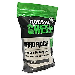 Rockin' Green Hard Core Laundry Detergent 45 oz. in Bare Naked Babies Unscented
