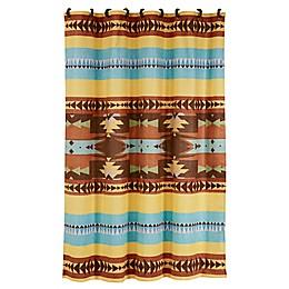 HiEnd Accents Meza Southwest Shower Curtain