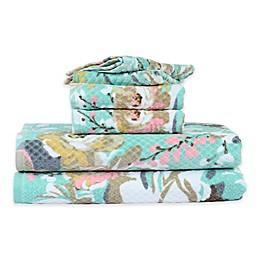 Peach & Oak Sara Bath Towel Collection